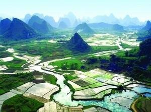 Guilin en avril