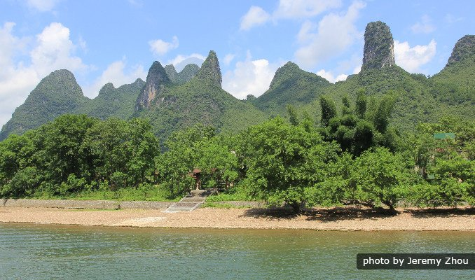5 jours a guilin