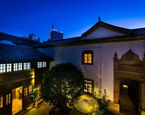 Kunming Silver Chest  Boutique Hotel