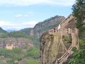 Monts Wuyi